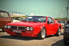 Lancia Beta Montecarlo, Italia a Zandvoort 2013.  Photo by Egwin Frieling