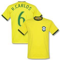 Retake 1970 Brazil Home Retro Shirt   R. Carlos 6 (02-03 Style) 1970 Brazil Home Retro Shirt   R. Carlos 6 (02-03 Style) http://www.comparestoreprices.co.uk/football-shirts/retake-1970-brazil-home-retro-shirt- -r-carlos-6-02-03-style-.asp
