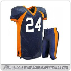 6c38b607afd Custom American Football Uniforms by Start customization of your with BERG