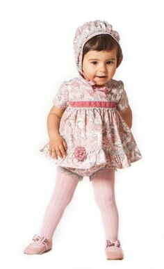 Prendas de la colección de otoño-invierno 2013. Disponibles en paraisobebe.com jesusito, vestido, niña, bebé, verano, primavera, conjunto