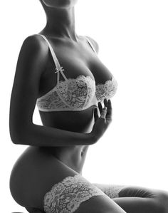 White lingerie collection - Imgur