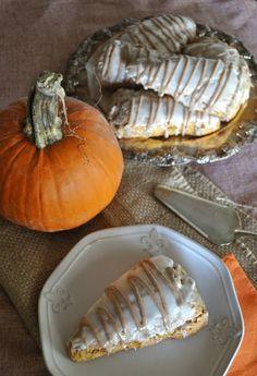 Pumpkin Scones | Mogwai Soup