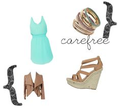 Girls Night Out, created by kailan-white on Polyvore