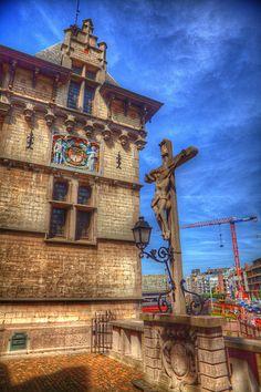 De Lange Wapper, Antwerp - Belgium Dutch Revolt, Antwerp Belgium, North Sea, Low Country, 17th Century, Big Ben, Europe, River, City