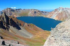 Mt Paektu, Ryanggang.