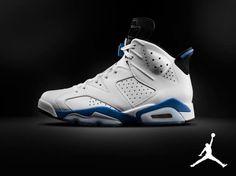 Air Jordan 6 - Sport Blue (2014)
