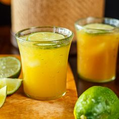 Rum Punch - A delicious punch that can easily be made ahead of time so you can do less bartending and more entertaining. A great balance between fruity and boozy. http://consumatorium.com/2015/08/rum-punch?utm_content=buffer1f010&utm_medium=social&utm_source=pinterest.com&utm_campaign=buffer #consumatorium