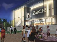 ZACH Theatre is one of Austin's most vibrant and innovative performing arts organizations, creating intimate theatre that ignites the imagination.