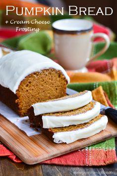 Pumpkin Bread with C
