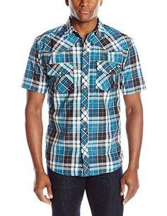 Dickies Men's Short Sleeve Western Shirt, http://www.amazon.com/dp/B018SACNW6/ref=cm_sw_r_pi_awdm_e.o4wb0N19905