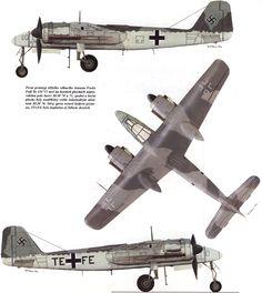 Focke Wulf Ta154
