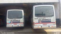 Ônibus da empresa Expresso Maringá, carro 5232, carroceria Marcopolo Torino 1999, chassi Mercedes-Benz OF-1722M. Foto na cidade de Umuarama-PR por Paulo Gusmão, publicada em 31/10/2016 20:53:42.