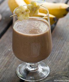 Chocolate Banana Wonderland Smoothie