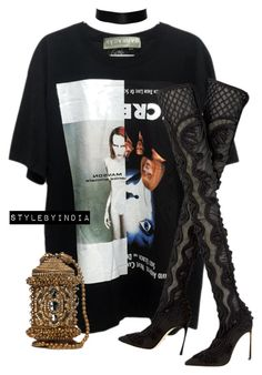 Untitled #1679 by stylebyindia on Polyvore featuring polyvore, fashion, style and clothing