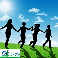 A safety tip to tell your children. Always walk or play with a friend or friends. Always walk along streets you know. Never take shortcuts through wooded areas or empty lots.