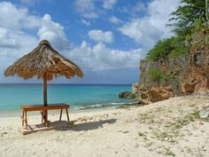 Little Knip beach, Curacao