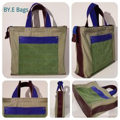 Tote bag for notebook