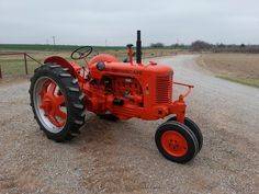 Allis Chalmers A Antique Tractors, Vintage Tractors, Vintage Farm, Antique Cars, Case Ih Tractors, Big Tractors, Farming Technology, Tractor Photos, Classic Tractor