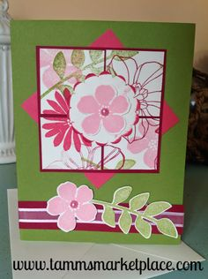 """Send a card from the Limited Edition """"Ivory Set"""" and make someone's day more personal with this homemade card. Card measures 4.25"""" x 5.5"""" and comes with a matching ivory envelope. The """"Ivory Set"""" cons"""