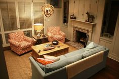 """Set photo from """"Grace and Frankie"""" beach house"""