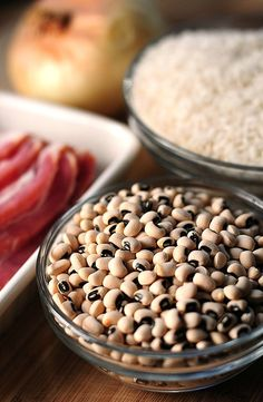How to make Hoppin' John Recipe, a Southern traditional New Year's Day dish.