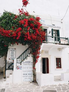 Hannah and The Blog | Mykonos Town