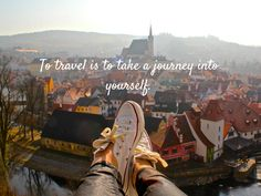 To #Travel is to take a journey into yourself #Holiday #Photography #Inspire