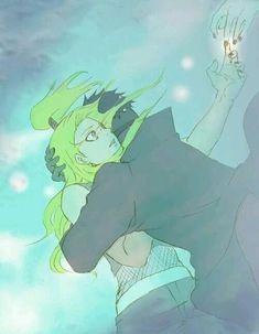 Dei reaching out towards Sasori as Tobi takes possession of him Naruto Uzumaki, Anime Naruto, Deidara Akatsuki, Narusasu, Sasunaru, Tobi Obito, Yaoi Hard, Naruto Couples, Sasuhina