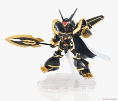 Nxedge Style [Digimon Unit] Alphamon (Completed) Item picture5