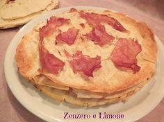 TORTA+SALATA+con+PANE+CARASAU+|+ricetta+light