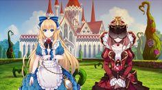 Lost Alice   Alice & Queen's of Heart