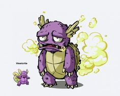 Pokemon Fusion Fan Art