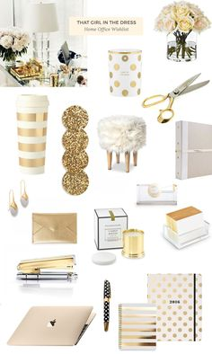 Home Office Wishlist Home Office, Place Card Holders, Dress, Home Offices, Gowns, Dresses, Office Home, Day Dresses, Gown