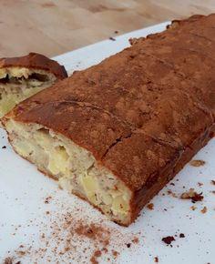Suikervrije Kokos-Appel-Banaan Cake -  Recept uit myTaste.nl