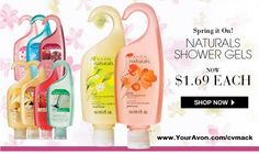 Our favorite Shower Gels for only $1.69
