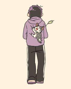 Ichimatsu where did the cat go?