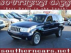 2004 Jeep Grand Cherokee for sale in Greer, SC