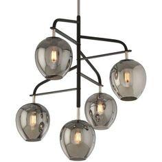 Odyssey 5-Light Pendant by Troy Lighting