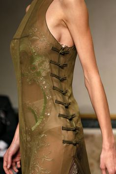 Dragon embroidered dress for the Mother of Dragons, Pucci