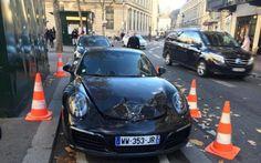 Έκανε το λάθος να παρκάρει την Porsche σε πιάτσα ταξι και δείτε τι έπαθε!