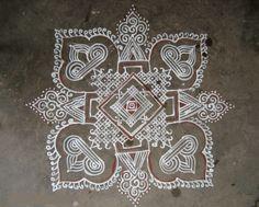 Simple Rangoli Designs | Designs world