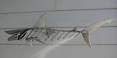 Metal Shark Art   Flickr - Photo Sharing!