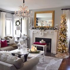 Good Morning ! My Christmas Home tour-part II  is live come on over to the blog. Homeandfabulous.com
