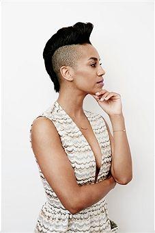 Black Mohawk Hairstyles, Character Inspiration, Photoshoot, Future, Tv, Hair Styles, Fashion, Hair Plait Styles, Moda