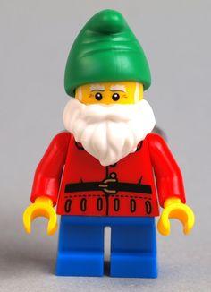 LEGO gnome