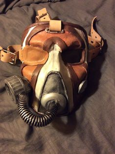 Krieg Psycho Mask for Borderlands 2 Cosplay (more pics comings soon)
