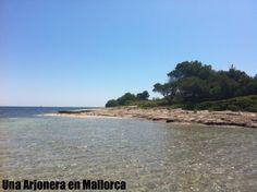islote alcanada #turismo #mallorca