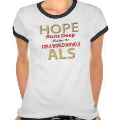 Hope Bella Ringer T-Shirt