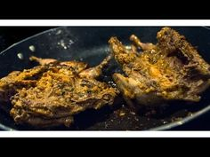 Quail with Mustard Sauce (Recipe) - YouTube