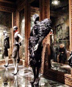 Alexander McQueen V&A London 2015